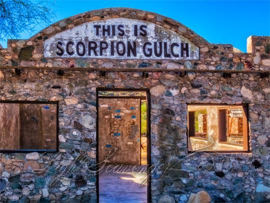 Scorpion Gulch
