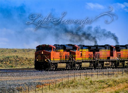 Freight Train: Engines