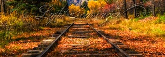 Denver & Rio Grande Railroad Tracks