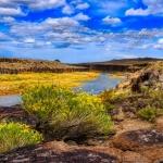 Rio Grande in the San Luis Valley