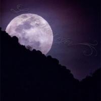 Moonrise Over the Sandias