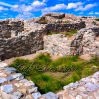 Ruins at Gran Quivira