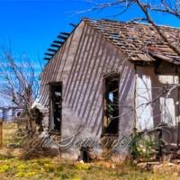 Yeso: Long-Abandoned House