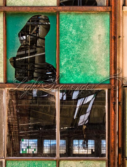 Railyard Window Panes