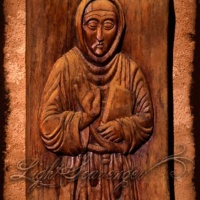 A Contemplative St. Francis