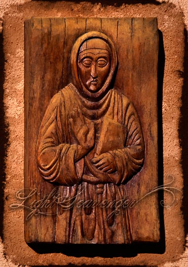 St. Francis in Contemplation