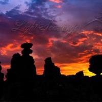 Chiricahua Sunset