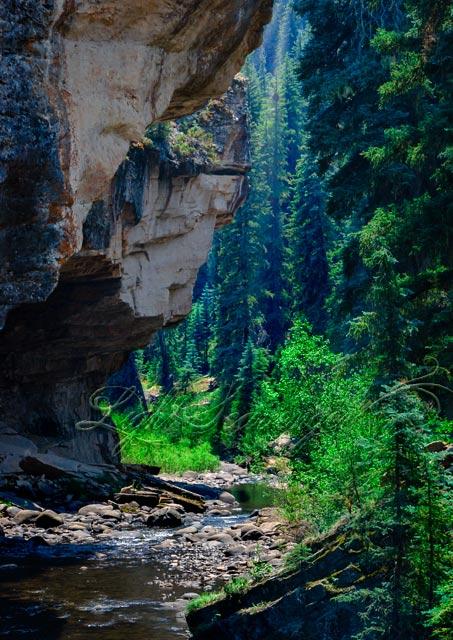 Piedra River, Southern Colorado