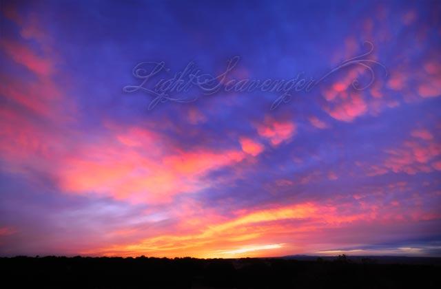Placitas Sunset